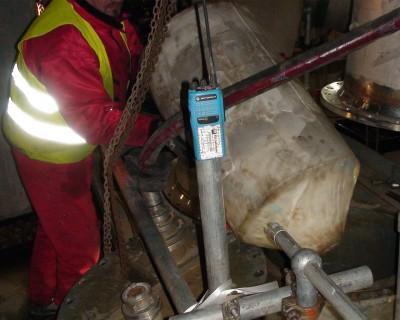 pulizia tubazioni alta pressione